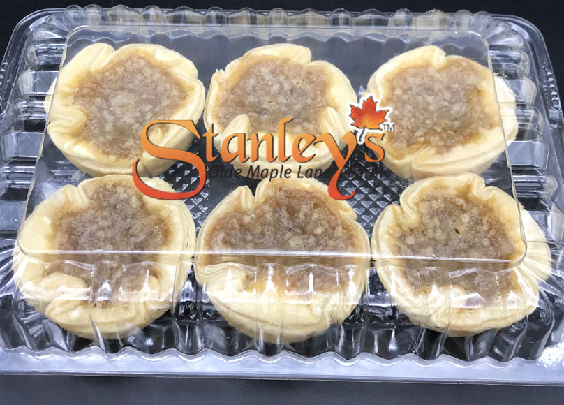 Stanley's Farmshop maple butter tarts