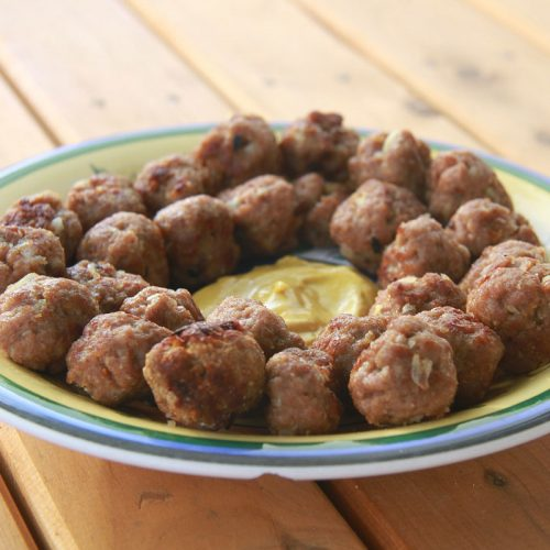 stanley's meatballs