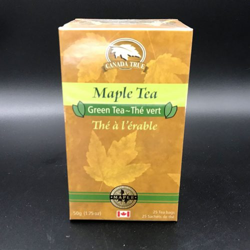 Maple Green Tea