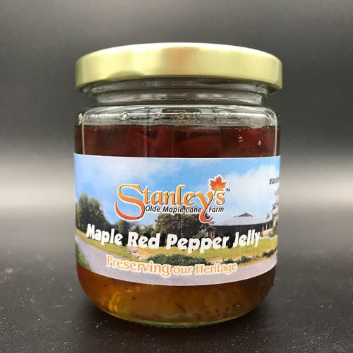 Stanley's Maple Red Pepper Jelly