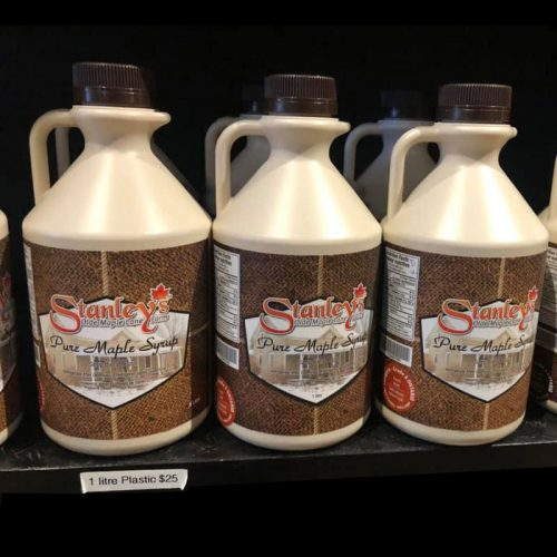 Maple Syrup 1 litre plastic jug