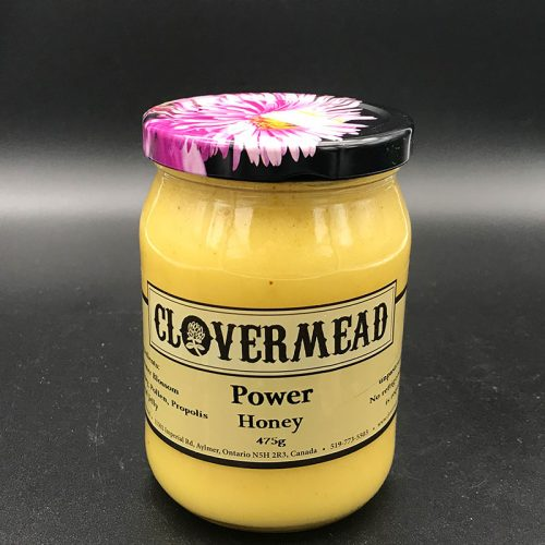 Clovermead Power Honey