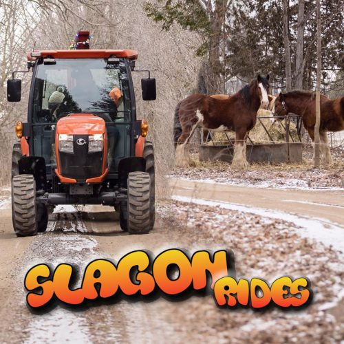 Slagon Rides